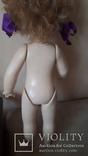 Старая кукла .57 см., фото №5