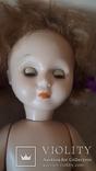 Старая кукла .57 см., фото №11