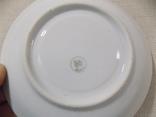 Три порцелянові блюдечка арт-деко з клеймом Austria, фото №10