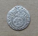4. 1/24 талера 1622 года (брак- 3D.OG вместо 3D.G ).