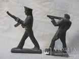 Солдатики и фигурки разные 20 шт, фото №7