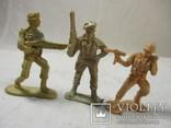 Солдатики и фигурки разные 20 шт, фото №8