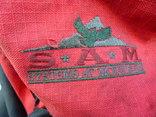 Рюкзак S*A*M Дорожня сумка з Німеччини, фото №4
