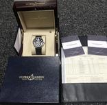 Часы Ulysse Nardin ref 263-67 D=43,5 mm. с коробкой и документами photo 7