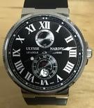 Часы Ulysse Nardin ref 263-67 D=43,5 mm. с коробкой и документами photo 1