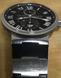 Часы Ulysse Nardin ref 263-67 D=43,5 mm. с коробкой и документами photo 5