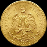 """50 песо 1943 року """"Сентаріо"""", Мексика photo 1"""