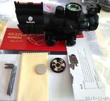 Прицел 4х32(азот) компактный.Блиц. photo 1