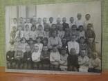 Фото Школьный класс. 1940 год ., фото №2