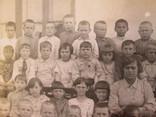 Фото Школьный класс. 1940 год ., фото №3