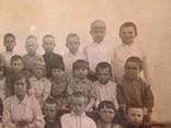 Фото Школьный класс. 1940 год ., фото №4