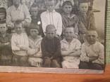 Фото Школьный класс. 1940 год ., фото №5