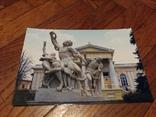 Открытка Одесса Одесский археологический музей, фото №2