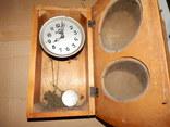 Часы настенные маяк с боем 9856, фото №4