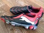 Puma - фирменные футбольные копы длина стельки 24.5 см.