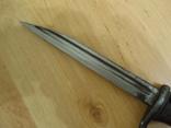 Нож из немецкого штыка, фото №8