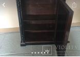 Навесной шкафчик резной, фото №6