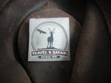 Шляпа кожаная вестерн Lagomarsino p. L ( Сост Нового ) Оригинал, фото №7