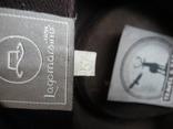 Шляпа кожаная вестерн Lagomarsino p. L ( Сост Нового ) Оригинал, фото №9