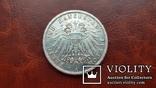 3 марки 1912 г.  Свободный город Любек., фото №2
