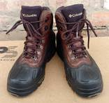 Зимние ботинки Columbia 29 см. 44 р.