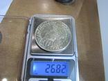 Монета 44мм. копия, фото №3
