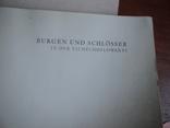Burgen und Schlosser (альбом) 1962р., фото №5