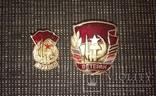 Ветеранские знаки - 6 шт. СКВВ. 30 лет победы, фото №5