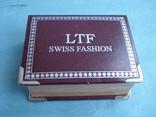 Коробочка LTF Swiss Fashion., фото №2