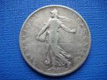 1 франк 1905,Франция, фото №3