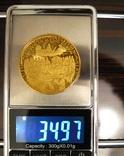 """Монета - медаль """"Иоанн XXIII"""" 1962 года. Ватикан photo 9"""