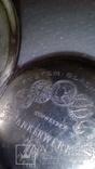 Срібний годинник Аlf.Moser photo 6