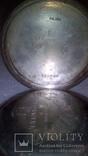 Срібний годинник Аlf.Moser photo 8