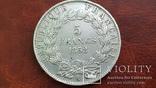5 франков 1852 г. А Луї Наполеон Бонапарт photo 1