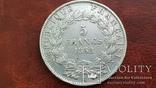 5 франков 1852 г. А Луї Наполеон Бонапарт photo 3
