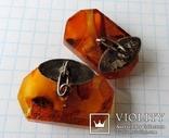 Запонки серебренные №17 photo 9