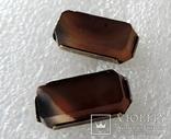Запонки серебренные №25 photo 5