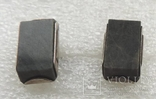 Запонки серебренные №32 photo 2