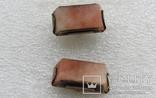 Запонки серебренные №33, фото №4
