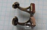 Запонки серебренные №33, фото №11