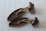 Запонки серебренные №40, фото №10