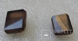 Запонки серебро №46, фото №10