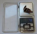 Запонки серебро №46, фото №13