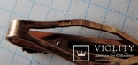 Заколка (зажим) для галстука 875 пр №2, фото №9