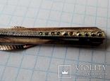 Заколка (зажим) для галстука 875 пр №5 photo 4