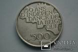 500 франків Бельгія. 1980 р., фото №4