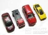 Модели автомобилей  Разные 4 штуки, фото №6