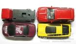 Модели автомобилей  Разные 4 штуки, фото №7