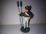 Унтер-офицер артиллерийской бригады 1812г., фото №2