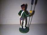 Унтер-офицер артиллерийской бригады 1812г., фото №3